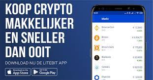 Crypto app Litebit
